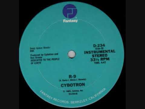 Cybotron  R9 Instrumental 1985