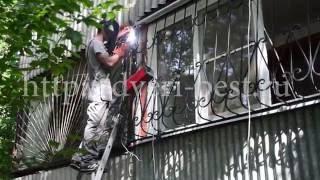 Решетки на окна Москва 04 06 14 2 -