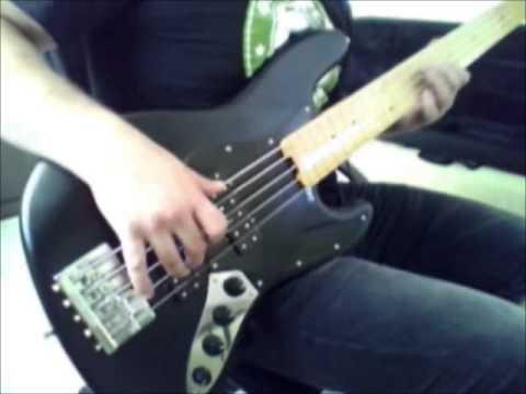 Where's Life | Keziah Jones Bass Cover | Fender Jazz Bass Modern Player 5