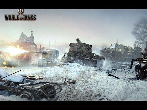 World of Tanks - I3 4170, GTX 750 TI OC, MAX SETTINGS