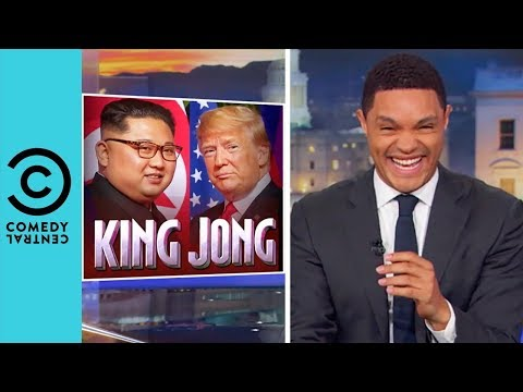 "Donald Trump Is Kim Jong Un's ""Fanboy Number 1"" 