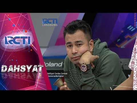 DAHSYAT - Raffi Bete Di Kalahkan Miss Indonesia [11 oKTOBER 2017]