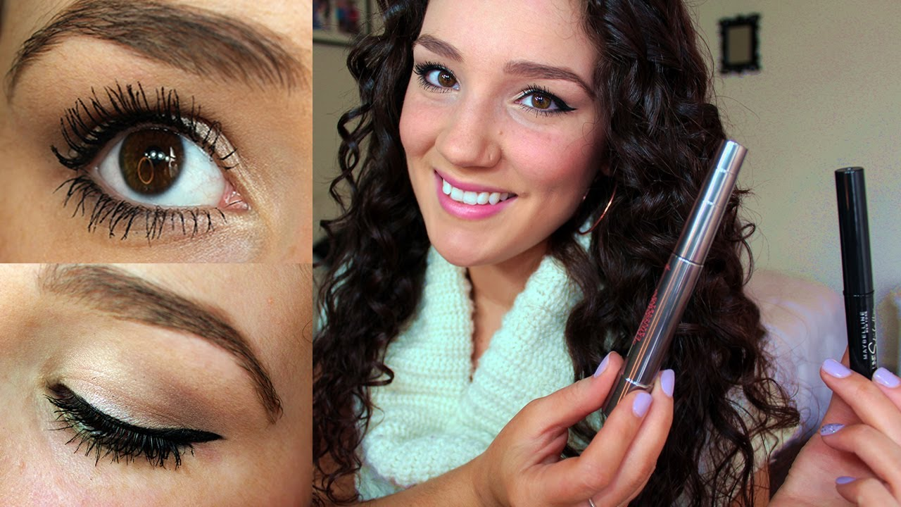 c068671c217 2-in-1 First Impression: L'Oreal Telescopic Shocking Extensions Mascara +Maybelline  Line Stiletto