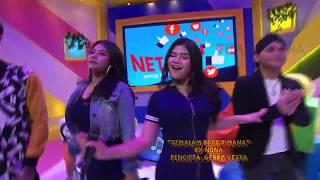 NETIJEN - Meldi Menyanyikan Lagu Semalam Bobo Dimana (19/10/18) Part 3