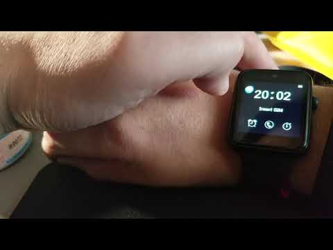 The AGPTEK-DM09 smartwatch review ⌚⌚⌚