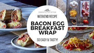 NORTH AMERICAN BREAKFAST WRAP
