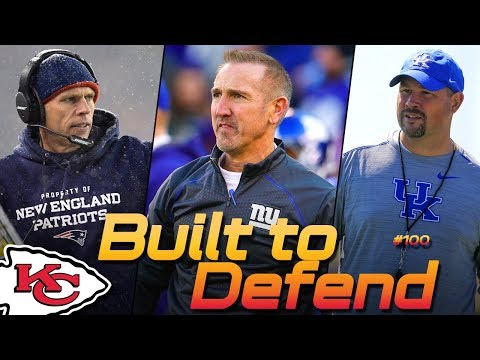 Chiefs complete Spagnuolo Defensive Staff  - 100th RGR Video! | Kansas City Chiefs 2019 NFL