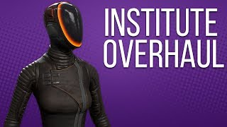 Overhaul the Institute - Upcoming Mods 139