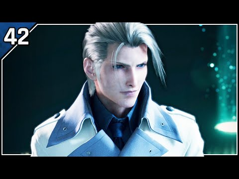 Ordained By Fate - Let's Play Final Fantasy VII Remake Blind Part 42 [Chapter 17 PS4 Gameplay]