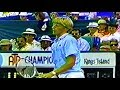 Boris Becker vs Mats Wilander Final Cincinnati 1985