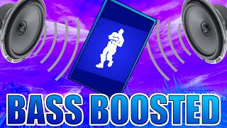 "Fortnite ""Running Man"" Emote (BASS BOOSTED) 100% LEGIT"