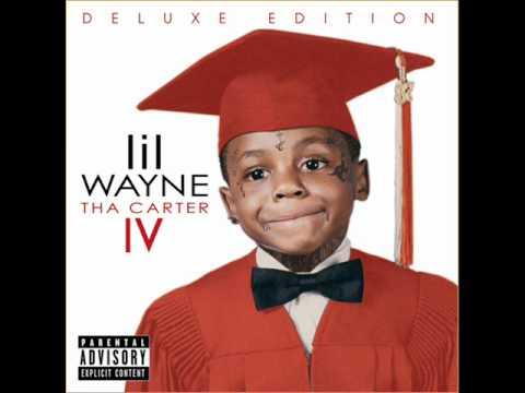 Lil Wayne - Blunt Blowing (Tha Carter IV CDQ Lyrics)