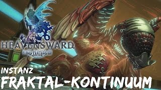 Final Fantasy 14: Heavensward | Fraktal-Kontinuum | Level 60 | Barde | [HD+]
