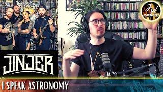 Jinjer - I Speak Astronomy (Official video) - (REACTION/BREAKDOWN by Pianist/Guitarist)