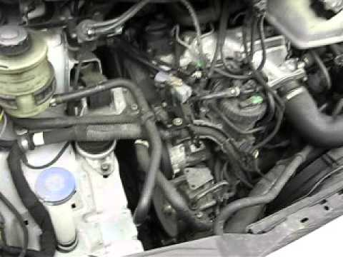 How To Change Brake Fluid >> Peugeot Expert 2.0HDI 2005 - YouTube