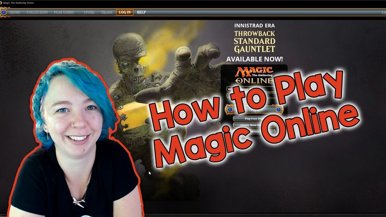 Magic Online Spiel