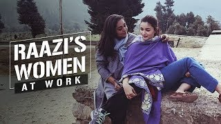 Raazi's woman at work | Meghna Gulzar | Alia Bhatt | Vicky Kaushal | 11 May