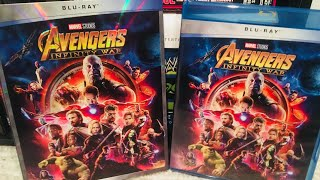 Avengers: Infinity War Blu-Ray Review