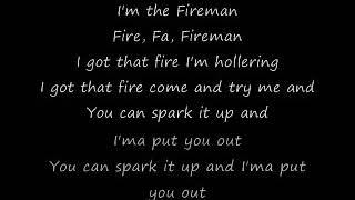 Lil wayne - Fireman [Lyrics]