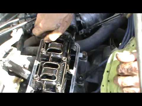 Устранение стука клапанов в двигателе ВАЗ 21083