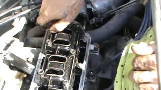 Устранение стука клапанов в двигателе ВАЗ 21083. Сделай Сам!