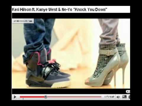 Keri Hilson  Knock You Down remix ft Lil Wayne & Kanye NEW JUNE 15TH 09!!!
