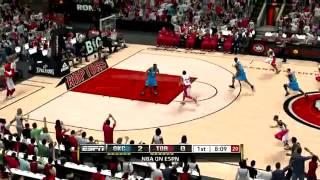 NBA 2K13 SCOREBOARD ESPN