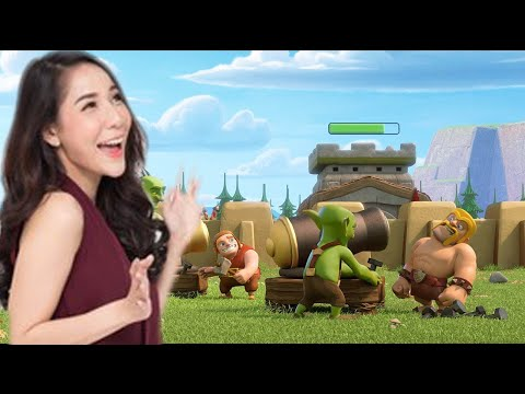 No More CLASHMAS?!Crush Villages With The LOG LAUNCHER! (Clash of Clans)