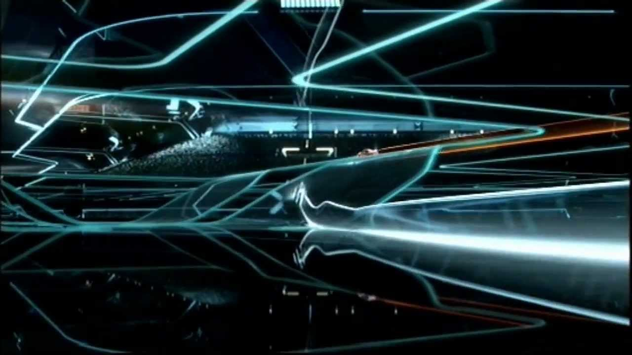 Free Animated 3d Wallpaper The Grid Binary Audio Mix Tron Legacy Video Youtube