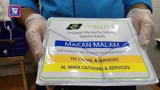 Menu ikut selera Malaysia