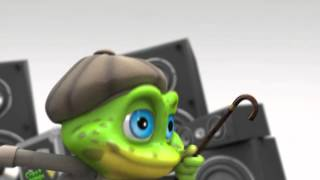 Die Crazy Frogs Ding Dong Song Neuer Song In Full HD Qualität