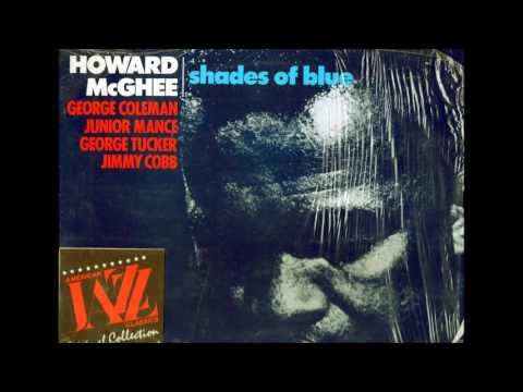 Howard McGhee - shades of blue