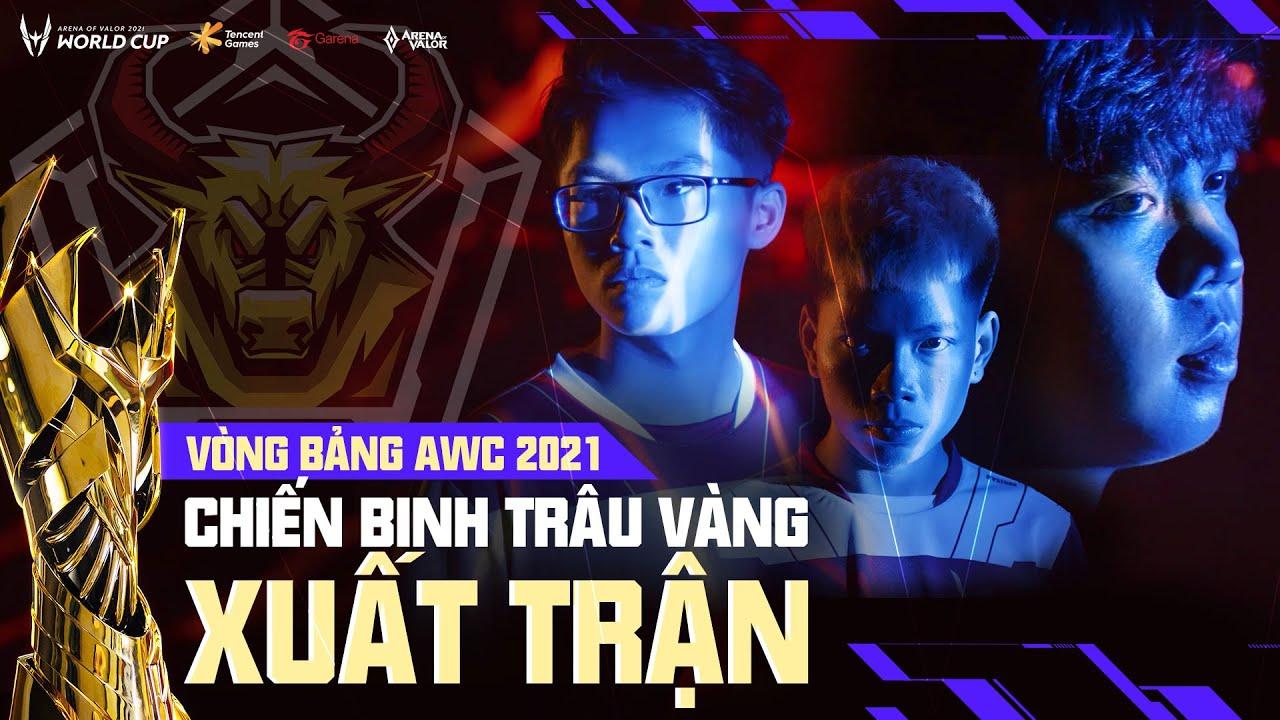 Team Flash, Saigon Phantom, V Gaming sẵn sàng chinh phục ngôi vương   Vòng bảng AWC 2021