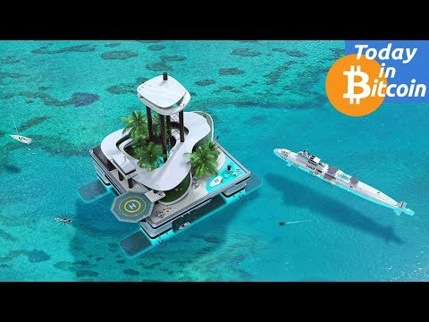 Today in Bitcoin (2017-09-07) – ICO Friendly Island – Dumb Bets – Bitcoin on the Rise, again
