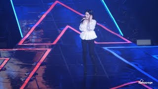 [4K] 190223 청하 CHUNG HA  Full cam @ ZPOP DREAM By Sleeppage