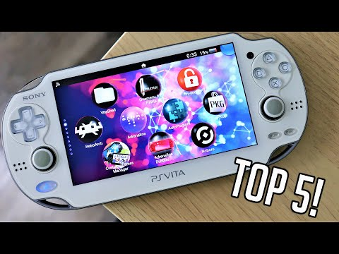 PS Vita Hacks: Top 5 Apps To Have For Beginners & Veterans | My Favorite Homebrew | May 2020