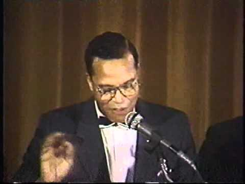 The Hon. Min. Louis Farrakhan - The Harvest Is Ripe But The Laborers Are Few