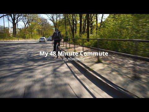 Knut | My 48 Minute Commute in Hamburg