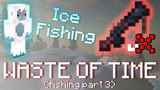 Why Ice Fishing is BAD - [Hypixel Skyblock]