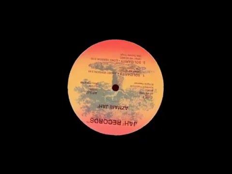 Azmari Jahz - Solidarity (Long Version) - 12 inch - 1986