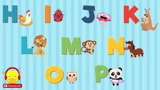 เพลงA-Z เพลงเด็กเพื่อนสัตว์น่ารัก   เพลงเด็กคาราโอเกะ indysong kids