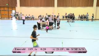 The Big O 2014: Sick Town vs Emerald B