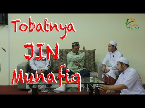 Tobatnya Jin Munafiq