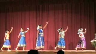 Chennai Senthamizh - Kids Dance choreographed by Radhika Ramanathan