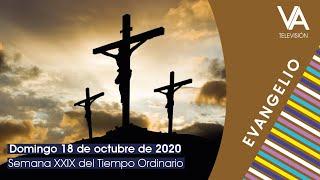 Evangelio del 18 de octubre de 2020