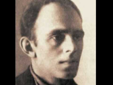 5 Poems by Osip Mandelstam