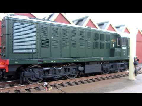 From The Lineside   Number 146 Out Of The Box   Heljan Class 16