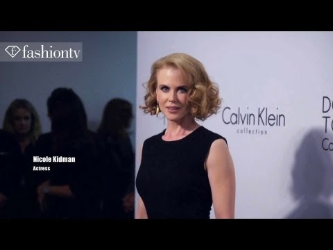 Global Launch and Celebration of Calvin Klein 2014 DOWNTOWN Fragrance ft Nicole Kidman | FashionTV