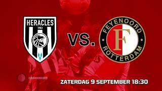Historie | Heracles Almelo vs. Feyenoord