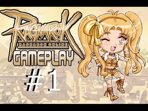 Ragnarok Online Gameplay [TalonRO] #1 – Welcome to MOBBING!